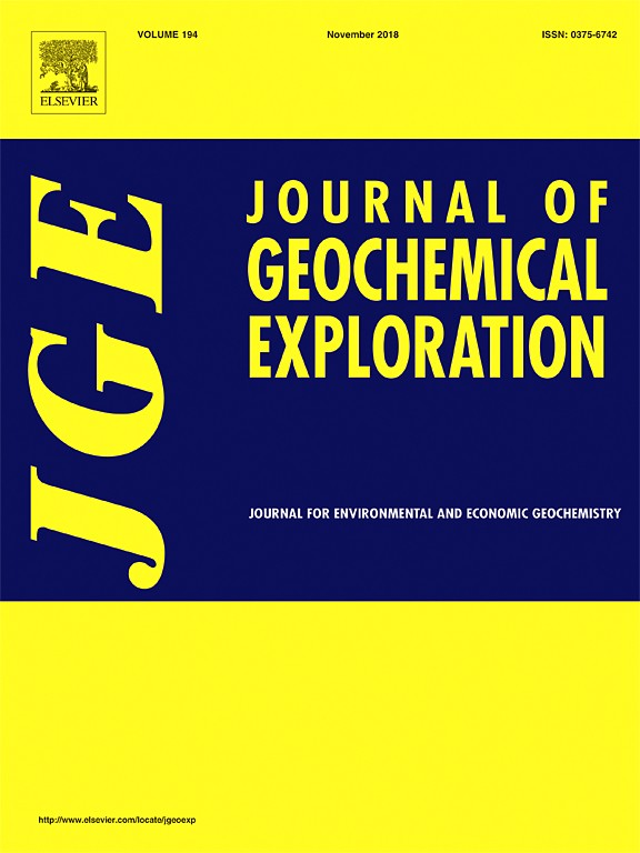 Mineralogical and geochemical investigations of the Dajia Salento-type bauxite deposits, western Guangxi, China